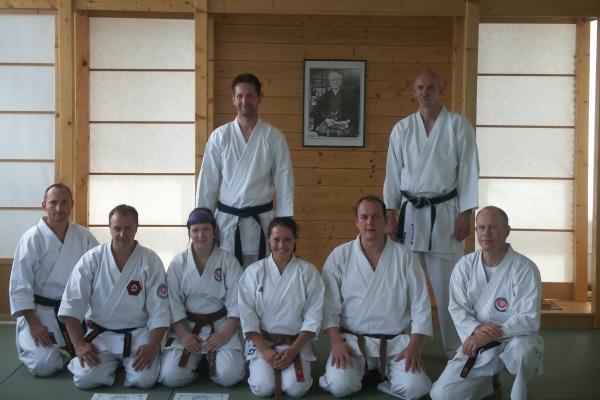 So sehen Karatemeister aus
