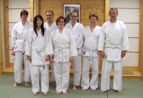 Erfolgreiche Karate-Einsteiger